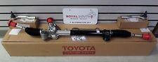 Toyota Camry Steering Rack & Pinion W/ Outer Tie Rod Ends Genuine OE OEM
