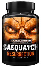 Sasquatch Axxcelerated Fast Free Shipping