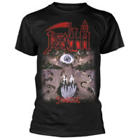 Death Symbolic Shirt S-XXL Official Tshirt Death Metal Rock Band T-Shirt New