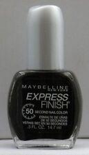 Maybelline Express Finish Nail Polish - Onyx Rush 895