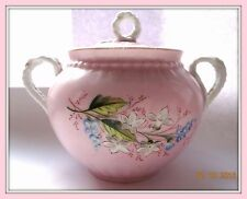 Antique Russian Porcelain Imperial sugar bowl by Gardner factory Гарднер Moscow