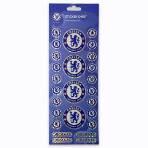 Chelsea Stickers CFC-STK001
