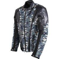 AGV Sport Nomad Camo Leather/Textile Jacket