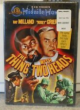 The Thing with Two Heads (DVD 2001)RARE 1972 SCI FI COMEDY ROSEY GRIER BRAND NEW