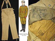 Pantalon grand froid Armée Soviétique URSS guerre en Afghanistan.