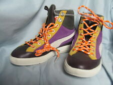 NEW PUMA ARCHIVE LITE MID UO BOOTS BROWN/PURPLE MENS SHOES SIZE 6.5 SNEAKER