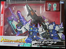 2018 Takara Tomy Transformers Legends LG60 Overlord Super God MasterForce NY