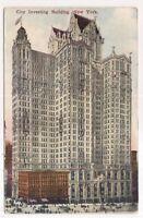 city investing building , new york