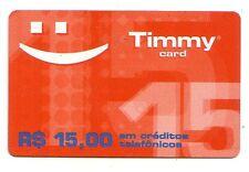 Ricarica telefonica TIM Brasile  RS 15