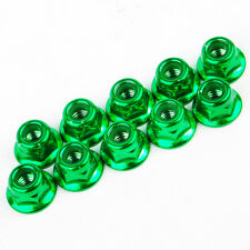 10X 1/10 RC Anti-Loose Wheel Rim Lock Nuts For EP Nitro Model Racing Drift Car