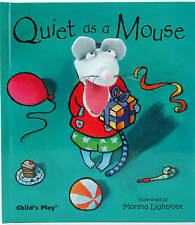 Quiet as a Mouse (Finger Puppet Books), , Used; Good Book