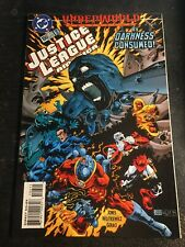 "Justice League America#106 Incredible Condition 9.4(1995)""Underworld Unleashed"""
