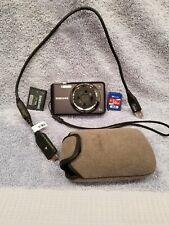 Samsung SL Series~SL600>12.2MP>5x Zoom>Digital Camera + Li-ion Battery + Charger