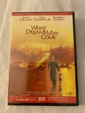 What Dreams May Come Dvd Drama Annabella Sciorra Robin Williams New Sealed