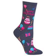 HotSox Women's Happy Birthday Socks
