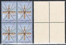 PORTUGUESE AFRICA -  CABO VERDE 1962 ERADICATION OF MALARIA