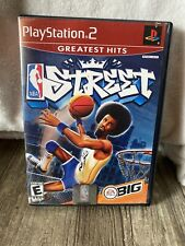 PS2 NBA Street Greatest Hits (Sony PlayStation 2) - Case And Manual Only
