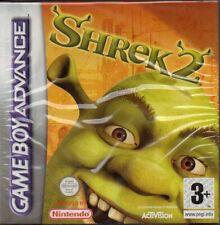 SHREK 2 - GAME BOY ADVANCE (NUOVO SIGILLATO)