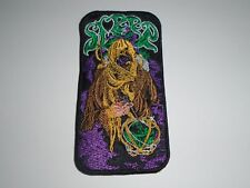 SLEEP LEVITATION STONER/DOOM METAL EMBROIDERED PATCH