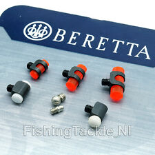 Beretta Hunting and Competition 7 Piece Sight Set for Game & Clay Shotguns