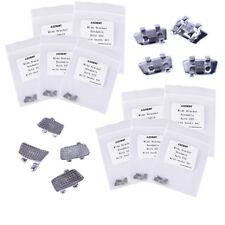 10 Packs Dental Orthodontic 1st Molar Wide Brackets Bondable Roth 022 With Hooks
