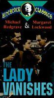The Lady Vanishes (1938) [VHS] / Alfred Hitchcock / Margaret Lockwood