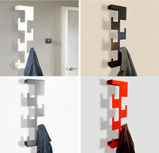 RETRO Wall Mounted Vertical Coat Storage Rack - By THE METAL HOUSE
