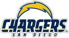 "San Diego Chargers NFL Football Car Bumper Locker Notebook Sticker Decal 6""X3"""