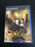 Contra Shattered Soldier Playstation PS2 Video Game PAL