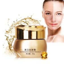Natural Facial Whitening Cream Dark Spots Freckles Age Blemish Removal Serum Gel