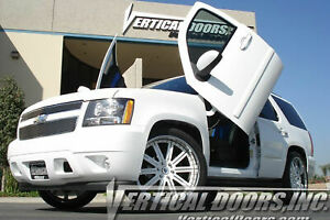 Vertical Doors - Vertical Lambo Door Kit For Chevrolet Tahoe 2007-14
