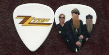 ZZ TOP Novelty Guitar Pick!!! BAND - Billy Gibbons, Dusty Hill, Frank Beard