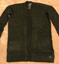 NWT Women's Abercrombie & Fitch Dolman Sleeve Cardigan XS S M L Gray Navy Green