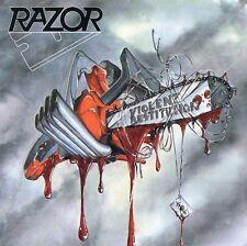 Razor - Violent Restitution [New CD]