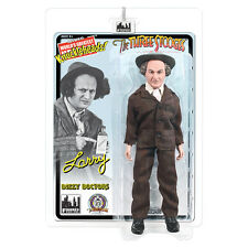 The Three Stooges Mego Style 8 Inch Action Figures: Dizzy Doctors Larry
