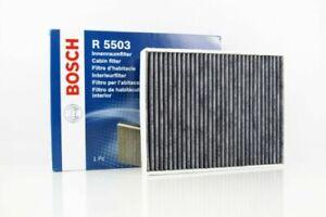 BOSCH 1987435503 R5503 Cabin Pollen Filter fits BMW 64116821995 64119237555