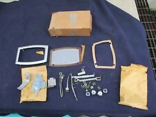 NOS 1963 Ford Galaxie 500 Rear Seat Speaker Parts Only  OEM FoMoCo 63
