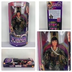 """Vintage XENA Warrior Warlord """"Armageddon"""" Figure Doll 12""""Collector Series New"""