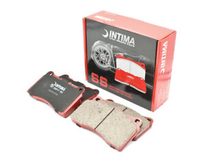 Intima SS Front Brake Pads for Civic FK8 TypeR Brembo IN1678