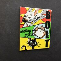 Bolt - Countdown to Disney's Bolt #1 - Bolt  Rhino and Mittens Disney Pin 66284