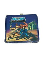 Vintage 1983 He-Man Masters of the Universe Aladdin Brand Metal Lunch Box