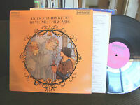 DUNCAN BROWNE GIVE ME TAKE YOU w/LYRIC LP stereo 1968 1st press psychacidfolk!!