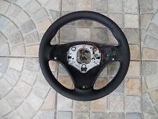 Steering Wheel BMW E87 E90 E91 E92 E93 Leather MPower thick leather