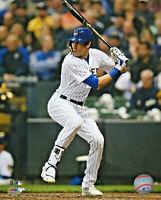 Christian Yelich Milwaukee Brewers LICENSED Baseball 8x10 Photo
