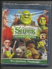 SHREK FOREVER AFTER: THE FINAL CHAPTER (2010) NEW & SEALED BLU-RAY