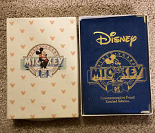 """New listing Disney Mickey Mouse 60 Years With You """"Sorcer's Apprentice"""" 1 oz Silver Coin"""