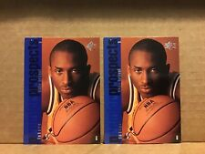 1996-97 SP #134 Kobe Bryant RC Lot 2 Rookie