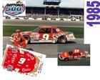 CD-DC-1985-C #9 Bill Elliott 1985 Coors Ford Thunderbird DECALS