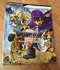 DRAGON QUEST V: Hand of the Heavenly Bride Official Strategy Guide