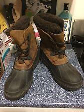 * Men's  Kamik  Boots Size 13 & Liners